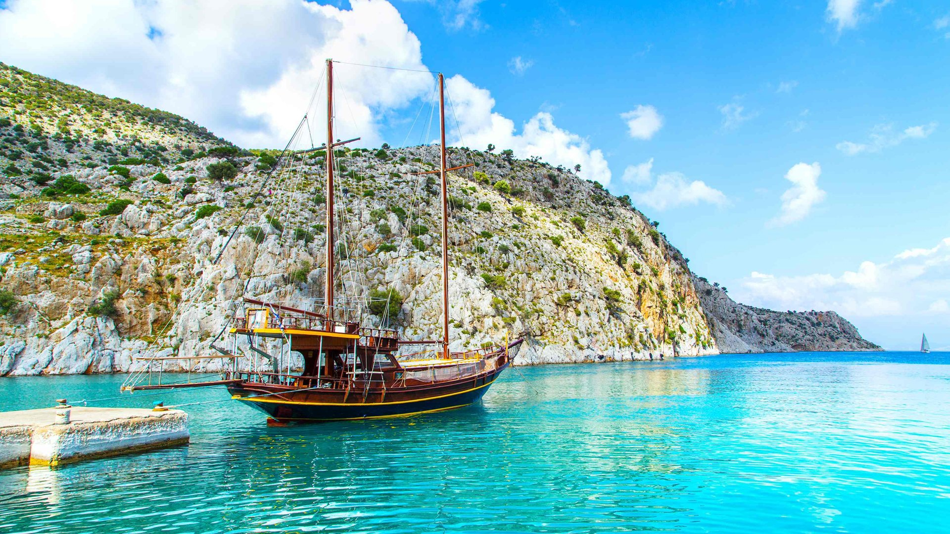 Fethiye 12 Islands Cruise Tour