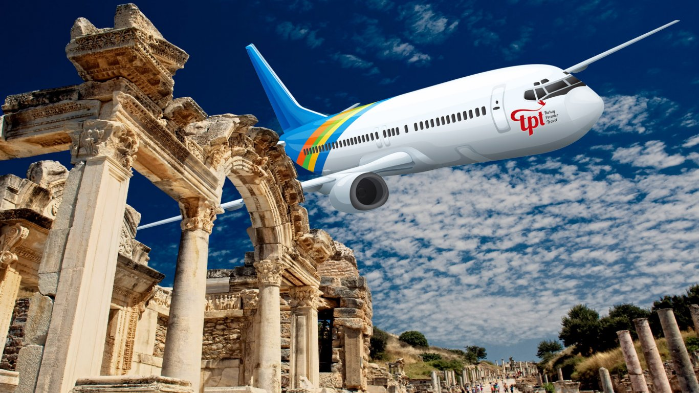 Ephesus Tour From İstanbul by Fly