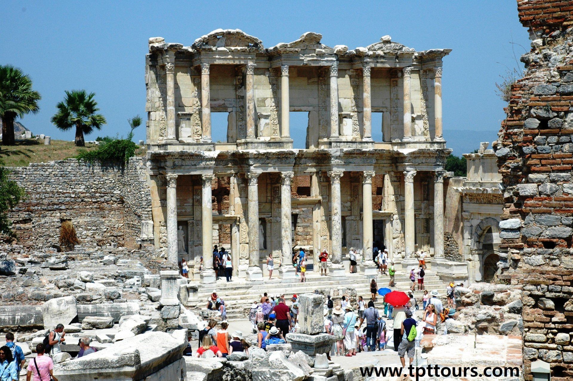 Ephesus Tour from İstanbul by Bus